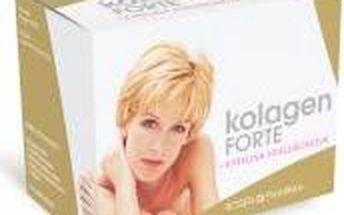 Kolagen FORTE 120 kusů + Kyselina hyaluronová 60 kusů