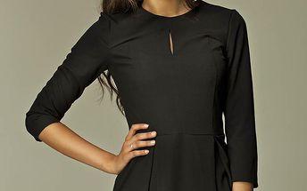 Nife Dámské šaty s32black
