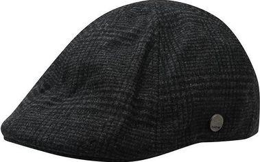 Pánská bekovka Firetrap Style černá károvaná