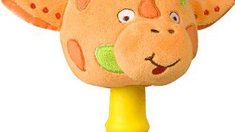 BABYMOOV Multifunkční chrastítko Žirafka