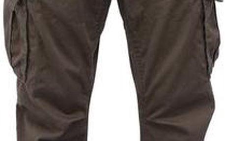 Khaki kapsáčové kalhoty Shine Original