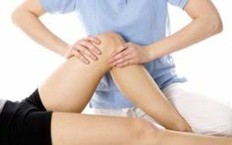 Ruční lymfatická masáž 60 minut s možností lymfati...
