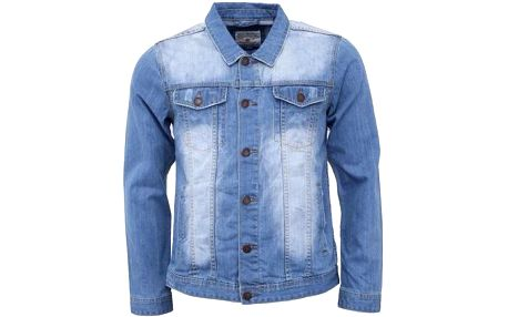 Modrá džínová bunda Shine Original