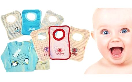 Bryndáčky, capáčky a rukavičky značky Babykap
