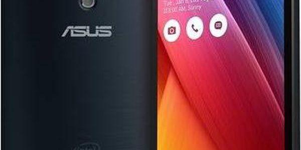 Asus ZenFone 2 64 GB ZE551ML (ZE551ML-6A035WW) černý + Doprava zdarma