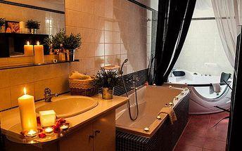 Dámský balíček v luxusním hotelu v Novém Boru