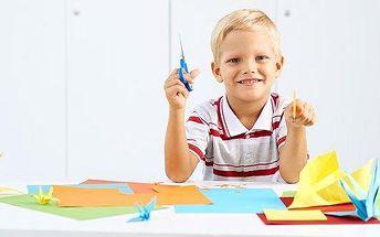 Umělecký workshop pro děti v angličtině