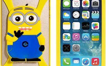 Flexibilní obal na mobil s Mimoněm