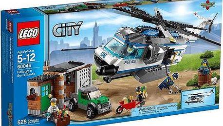 Lego® City 60046 Vrtulníková hlídka + Doprava zdarma