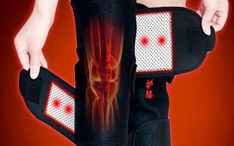 Zahřívací pás na koleno