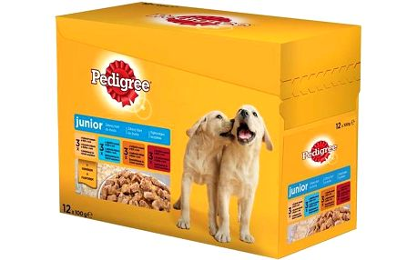 Pedigree Junior 12pack