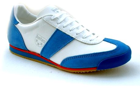 Botas Classic, bílo/modrá, 37 - II. jakost
