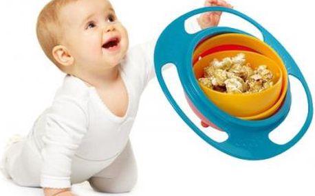 Gyro Bowl miska pro děti!