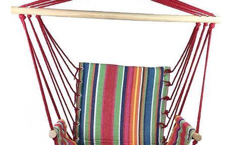 Houpací závěsné křeslo Sedco Relax Color