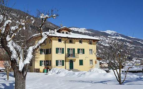 Apartmány Pellizzano, Val di Sole, Itálie, vlastní doprava, bez stravy