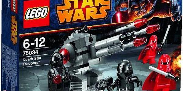 Lego Star Wars 75034 Troopeři hvězdy smrti