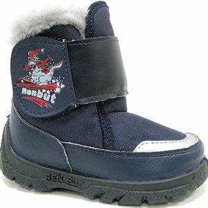 Ren But Chlapecké sněhule se suchým zipem - tmavě modré