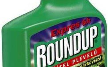 Roundup Expres 6h pro chodníky a cestičky 1,2L P&D
