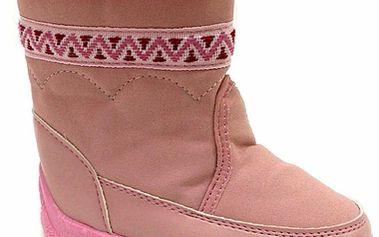 Ren But Dívčí sněhule - růžové