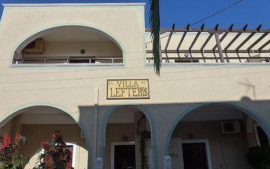 Apartmánový dům Villa Lefteris, Řecko, Santorini, 12 dní, Letecky, Bez stravy, Neznámé, sleva 0 %