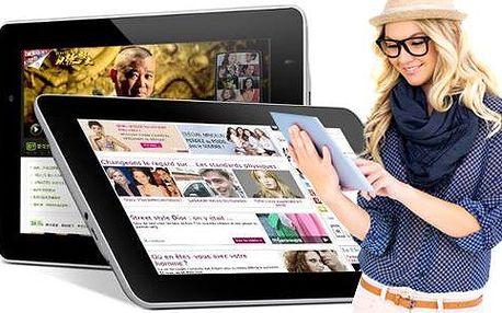 Výkonný 9palcový, 4jádrový tablet s Android 4.4, HDMI a Bluetooth