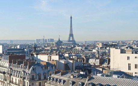 Paříž - město mnoha tváří (až -21%)