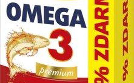 Revital Omega 3 40+20cps. zdarma