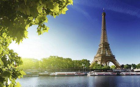 Paříž - město lásky (až -27%)