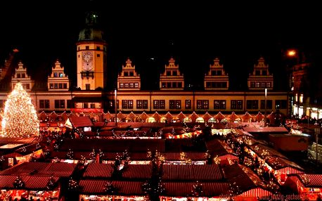 Advent v Lipsku