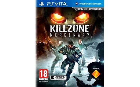 Sony PS VITA Killzone Mercenary (PS719251866)