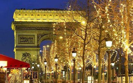 Francie - Last minute: Paříž na 4 dny v termínu 10.12.2015 jen za 2590 Kč.