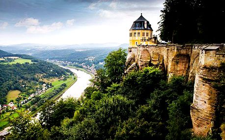 Plavba do adventního Königsteinu s návštěvou malebné Pirny pro 1 osobu