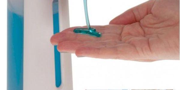 Bezdotykový dávkovač na mýdlo se zvukovým efektem!