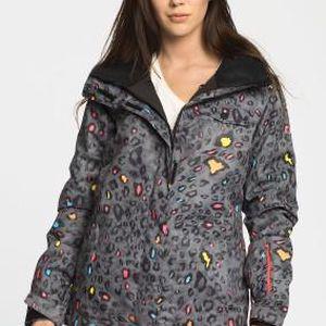 Roxy - Snowboardová bunda - šedá, M