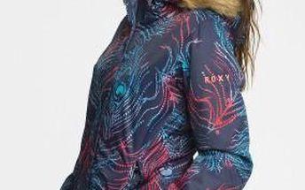 Roxy - Snowboardová bunda - tmavomodrá, M