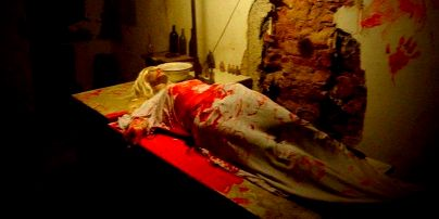 Horror Night Vlčice