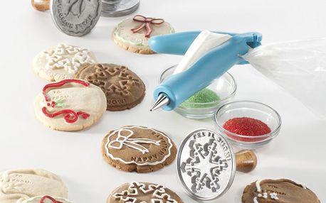 Razítka na dárkové a vánoční sušenky