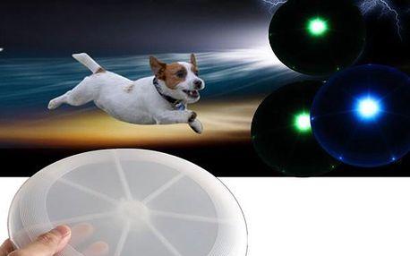 Sportovní LED frisbee