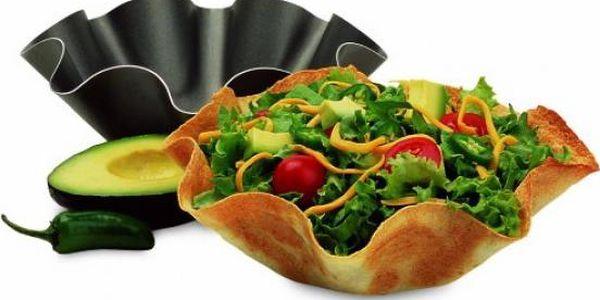 Formičky na tortillu Perfect Tortilla - zdravá nesmažená tortilla během pár minut!