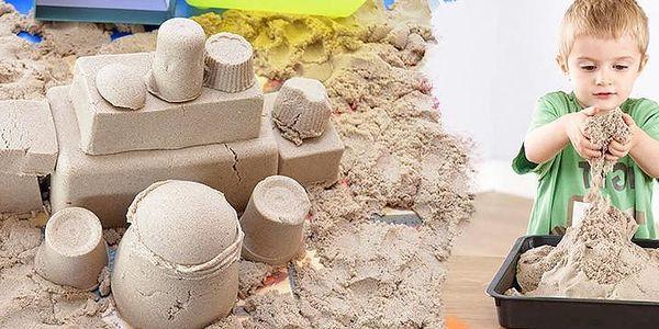 Zázračný tekutý písek pro děti i pro dospělé
