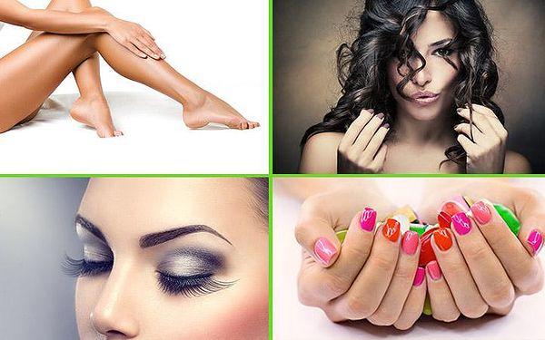 Sleva 50 % na veškeré kosmetické a kadeřnické služby, manikúru a depilaci v salonu VikaSSO v Praze 9!