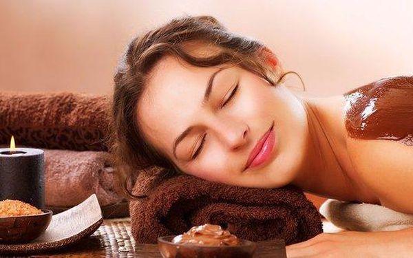 Thajská čokoládová olejová masáž