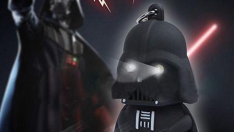 LED klíčenka Darth Vader