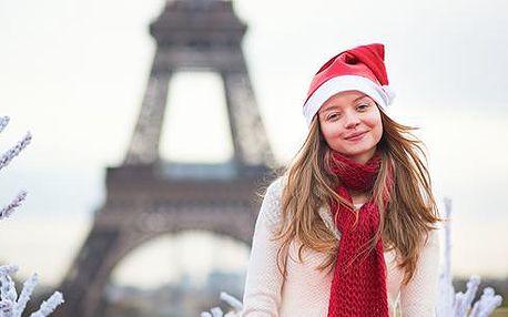 4-denní zájezd do Paříže s návštěvou adventních trhů na Champs-Elyseés