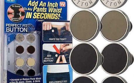 Chytré knoflíky Pefect Fit Button bez šití!