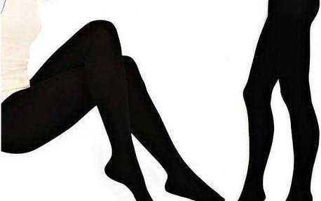 Dámské thermo legíny, punčochy nebo pánské thermo kalhoty jen za 99 Kč pro chladné zimní dny.