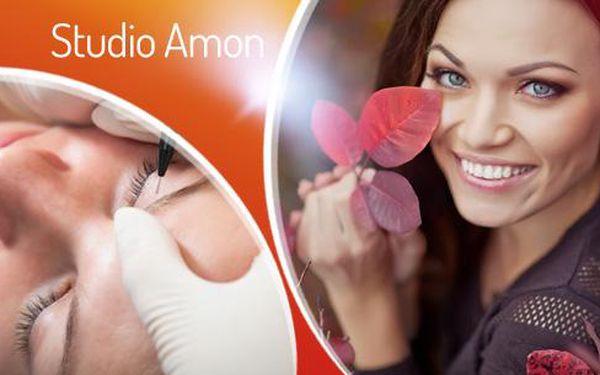 Permanentní make-up na obočí ruční pérovou metodou 3D vláskování! Absolutně přirozený vzhled!