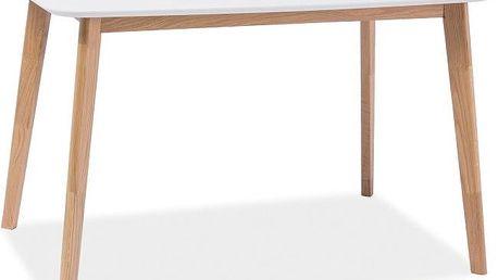 Jídelní stůl Mosso, 120x75 cm - doprava zdarma!
