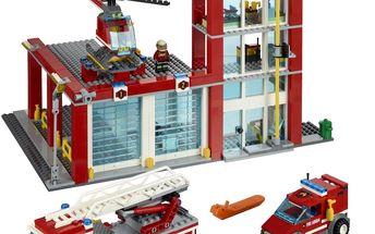 LEGO City 60004 Fire Hasičská stanice