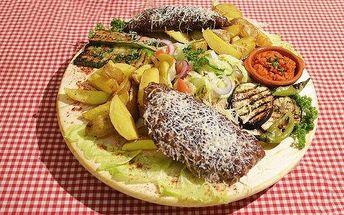 Balkánské menu pro 2 osoby